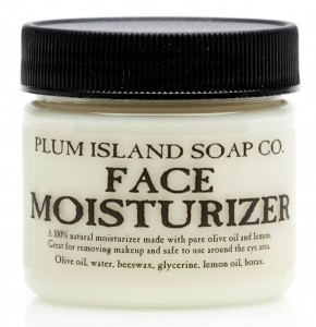 Plum Island Face Moisturizer